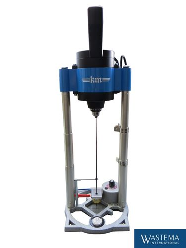 KM KD-200L cloth marking drill machine